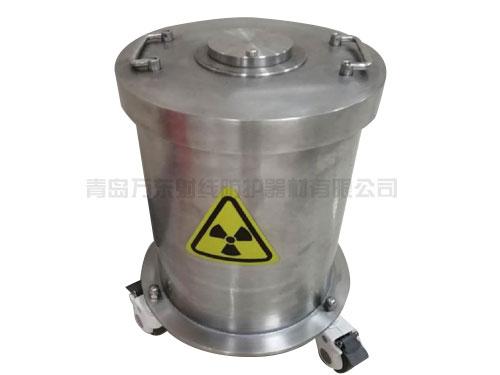 放射性废物桶