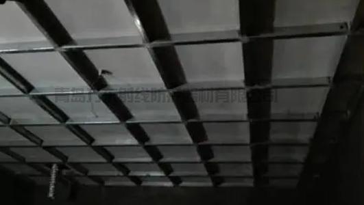 钢龙骨+铅木复合板的防护施工工艺