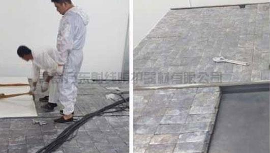 防护铅板的墙面安装技术